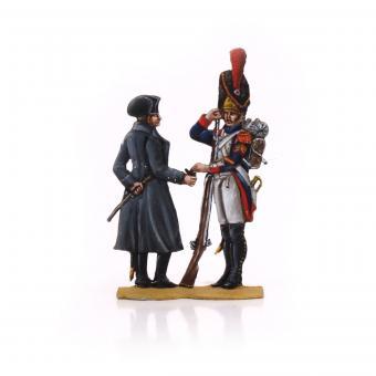 Napoleon I. und der Grenadier