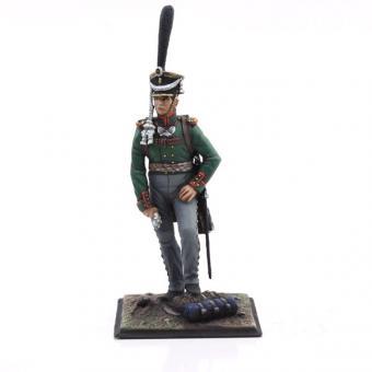 Russischer Grenadier-Offizier - 1812-15