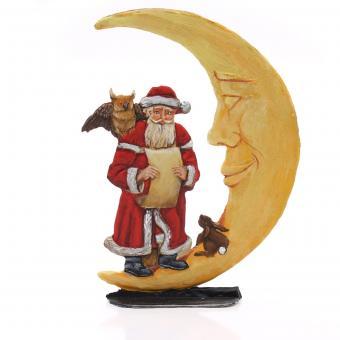 Santa at Crescent