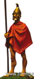 Roter Hoplit, Amaiony Clan