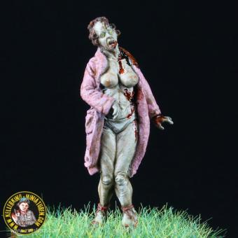 "Zombie Woman ""Early in the Morning"""