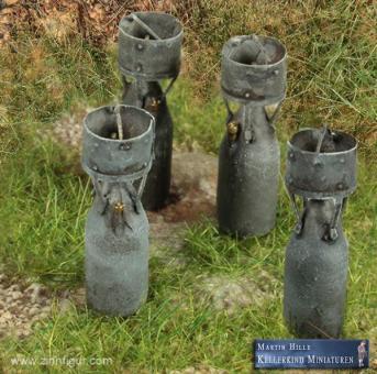 10 kg Carbonit Brandbomben