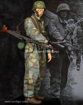 MG-Schütze - 12. WSS Panzerdivision