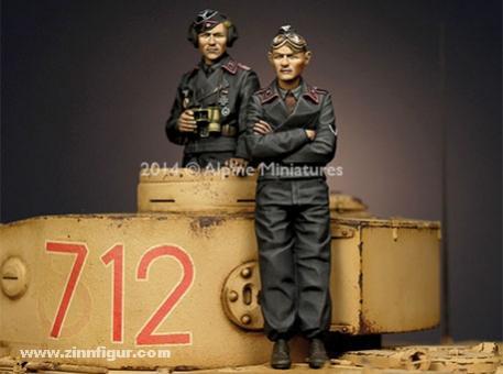 Panzerkommandanten Set