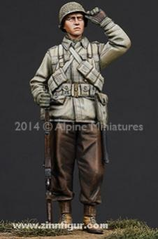 US Infanterist - 2. Weltkrieg