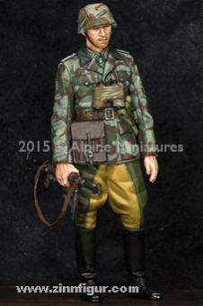 Deutscher Grenadier Offizier