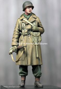US Infanterist im Winter