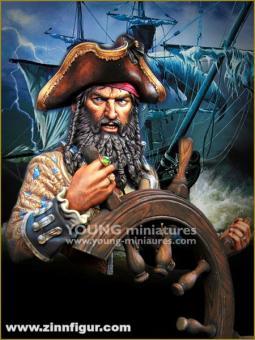 Pirat - Blackbeard Variante