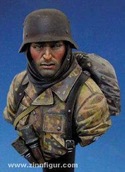 Soldat der Waffen-SS, Ardennen
