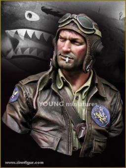 "Pilot ""Flying Tigers"""