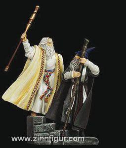 Saruman & Gandalf