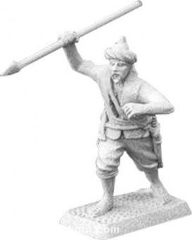 Seaman with Spear