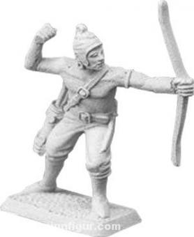 Seemann mit Bogen