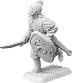 Mithril: Corsair of Umbar running - Lord of the rings