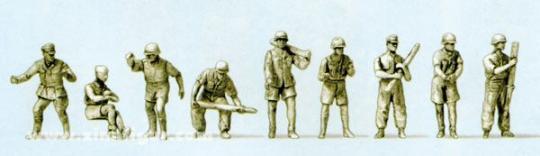 8,8 cm Flak Geschützbedienung