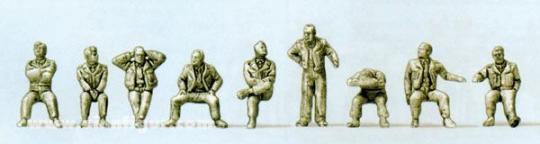 Soldaten in Ausgehuniform
