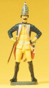 Grenadier Unteroffizier, stehend