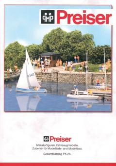 Preiser Catalogue PK 27