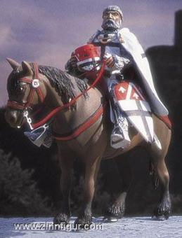 Ritter des Deutschen Ordens zu Pferd