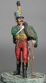 Wachtmeister. 4th Hussars