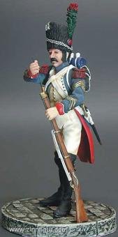 Guard Chasseur on Foot