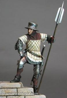 Flemish Mercenary