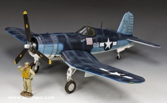 "USMC F4U Corsair ""Boyington"""