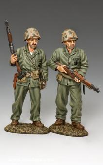 USMC Flugfeld-Wachen