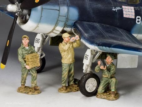 USMC Flugzeug-Mechaniker