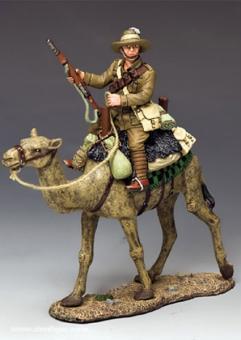 Soldat auf Kamel