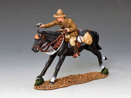 New Zealand Mounted Rifle Officer