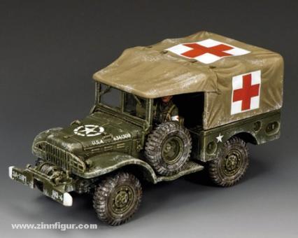 Dodge WC51 Weapons Carrier (Winter, Krankenwagen)