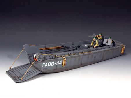 LCVP Landungsboot - Normandie 1944