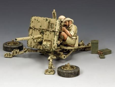 2-Pounder Panzerabwehrgeschütz