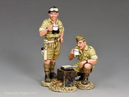 """Tea & Grub"" (Panzersoldaten)"