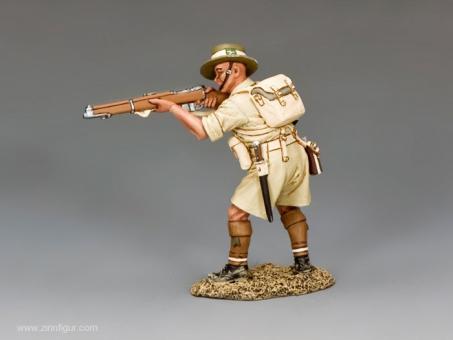 Gurkha - stehend, feuernd