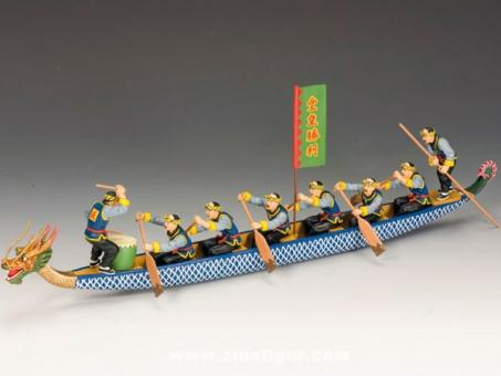 The Victor's Dragon Boat