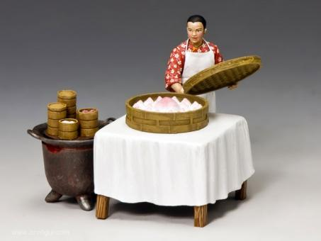 The Chinese Bun Maker