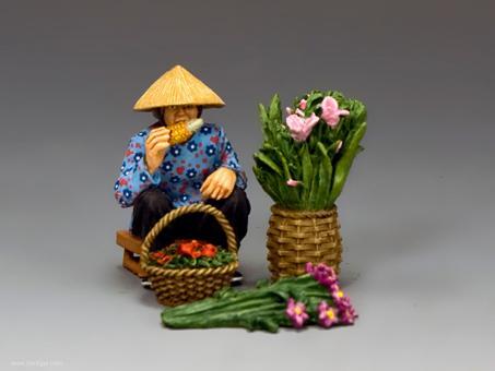 The Hakka Flower Seller