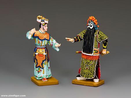 Schauspieler - Chinesische Oper