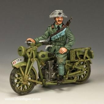 Carabinieri auf Motorrad