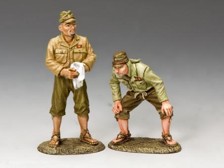 Flugfeld Bodenpersonal Set 1 - Kaiserliche Armee