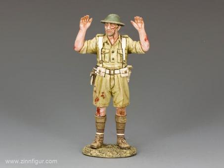 Gefangener Britischer/Empire Soldat