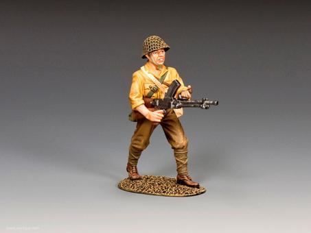 MG-Schütze - vorgehend