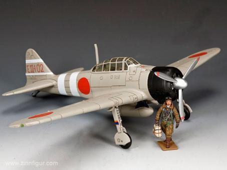 A6M Zero - Abflugcheck