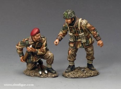 2 Artilleristen