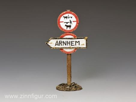 Arnhem Wegweiser