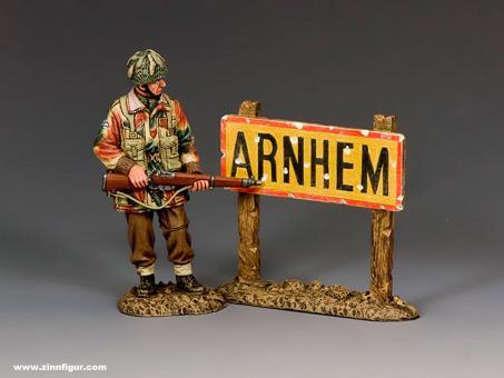 Destination: Arnhem!