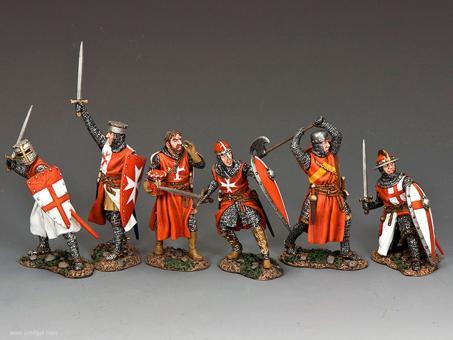 Crusader Knights Value-Added Set