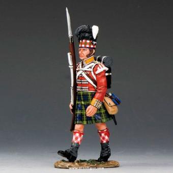 Highlander Marching